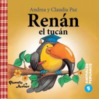 Animales peruanos 5. Renán, el tucán