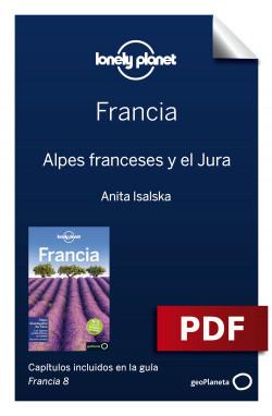 Francia 8_12. Alpes franceses y el Jura